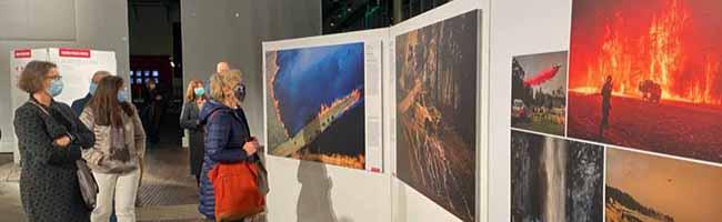 Seesterben, Waffen und Gedichte: Kulturort Depot zeigt mit der World Press Photo die besten Pressefotografien 2019