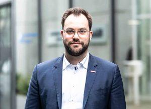 Tobias Schmidt ist HWK-Abteilungsleiter für Ausbildungsberatung und Lehrstellenvermittlung.