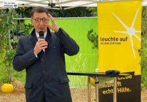 Ulrich Leitermann, Vorstandsvorsitzender bei der Signal Iduna-Gruppe.