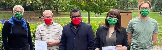 Koalitionsvertrag unterzeichnet: In der Bezirksvertretung  Innenstadt-West wollen Grüne und SPD weiter kooperieren