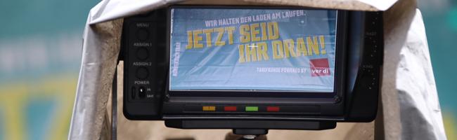 Erneut landesweiter Warnstreik im Öffentlichen Dienst: über 30.000 Beschäftigte in NRW beteiligten sich an Demos
