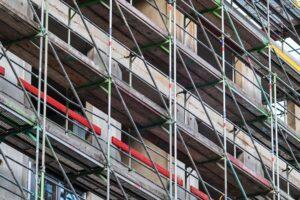 Der Bauboom führt zu gestiegenen Kosten. Foto: Karsten Wickern