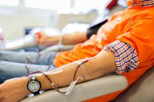 Von montags bis freitags sind Blutspenden ohne Termin möglich. Foto: KlinikumDO