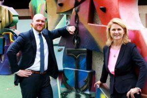 Der SPD-Vorstand hat einstimmig Jens Peick und Sabine Poschmann für den Bundestag vorgeschlagen.