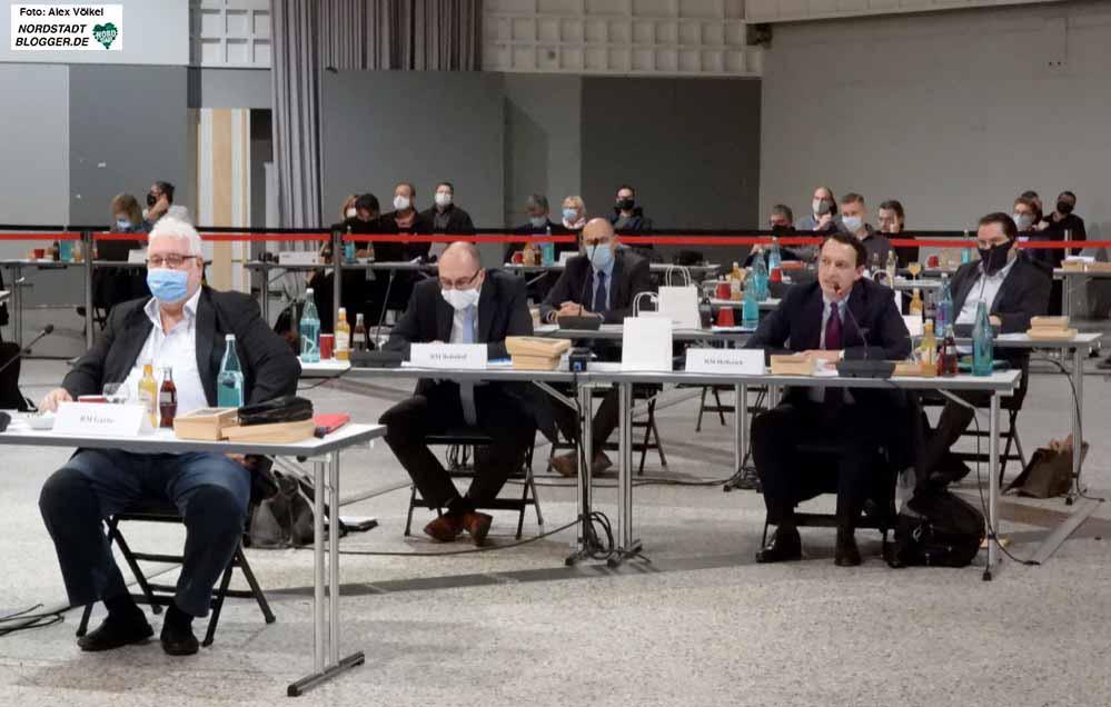 Aus der Kommunalwahl ging die Dortmunder AfD-Fraktion gestärkt hervor. Foto: Alex Völkel