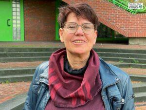 Die SPD-Fraktionsvorsitzende Brigitte Jülich