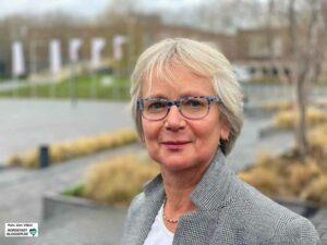 Mit Barbara Brunsing sind die Grünen erstmals auch in der Bürgermeister*innen-Riege vertreten.