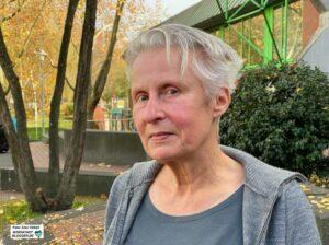 Cornelia Wimmer (Linke)