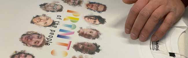 """""""Prints of the People"""" startet: Das Kollektiv-Unternehmen setzt auf das Bedrucken von nachhaltigen Textilien"""