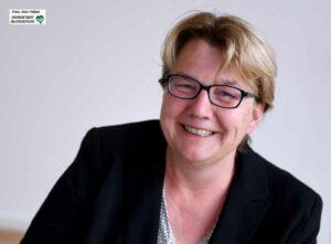 AWO-Geschäftsführerin Mirja Düwel