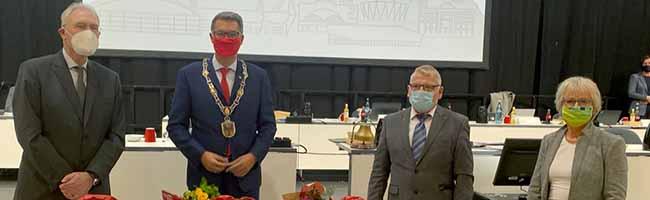 Die Wahl der neuen Bürgermeister*innen ist das erste Kräftemessen zwischen SPD, Grünen und CDU im Rat