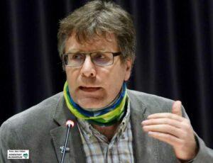 Thomas Oppermann (SPD) ist stellvertretender Bezirksbürgermeister der Nordstadt. Foto: Alex Völkel
