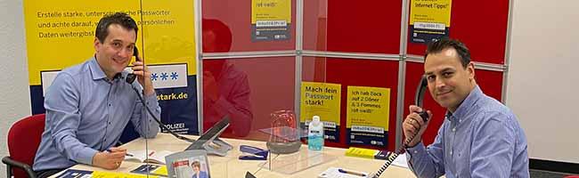 """""""Mach Dein Passwort stark!"""": Bei dieser Kampagne arbeiten Polizei und Verbraucherzentrale in Dortmund als Team"""