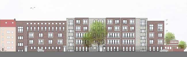 Abriss und Neubau an der Alexanderstraße – Klinikum Dortmund schafft Platz für die Schule für Gesundheitsberufe