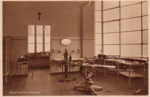 Einblick in das Brüderkrankenhaus. (Sammlung Klaus Winter)