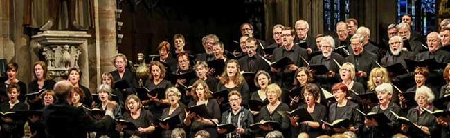 Damit Dortmunds Chören nicht die Puste ausgeht: Neuer Förderfonds unterstützt Chor-Landschaft mit 20.000 Euro
