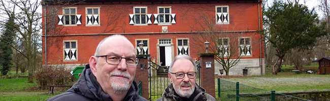 Matthias Hüppe und Meinolf Schwering: Mit Leidenschaft und Vernunft im Arbeitseinsatz für Lanstrop