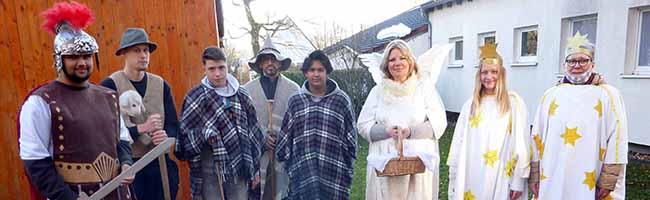 UPDATE: Auch diese Veranstaltung muss abgesagt werden! Nordstadt: Statt Krippenspiel in der Kirche – an Heiligabend sind Familien auf der Flurstraße unterwegs nach Bethlehem