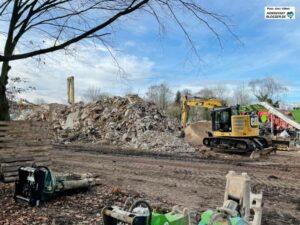 Ein Bauvolumen von 70 Millionen Euro wird allein an der Burgholzstraße in der Nordstadt umgesetzt.