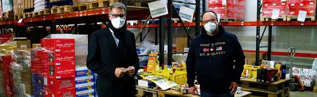 Schon vor Wochen entschieden: Unternehmer verzichtet aus Coronaschutzgründen auf Böllerverkauf  – Dank vom OB