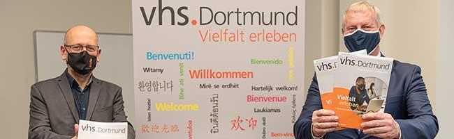 Volkshochschule Dortmund unter neuer Leitung: Stephan Straub stellt sich und das Programm 2021 vor