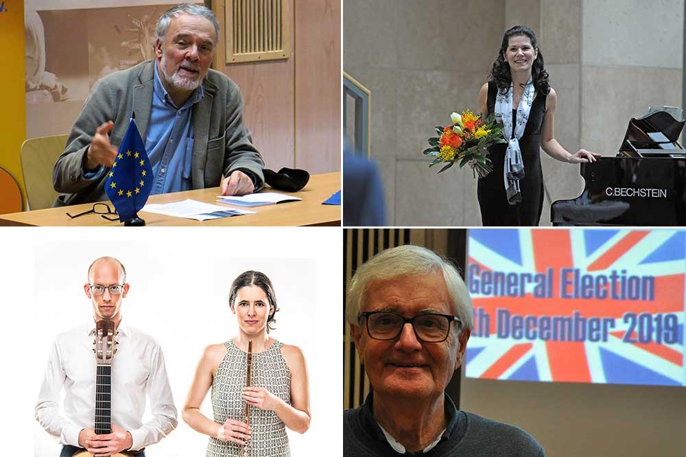 Konzerte, Vorträge und Diskussionen gibt es bei den 7. Internationalen Wochen.