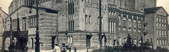 SERIE »Stadt-Bauten-Ruhr« (2): Die Tradition der Kulturbauten in den Städten des Ruhrgebiets