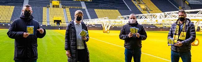 """Dortmund steht für Fairplay und Teamgeist: BVB-Stiftung """"leuchte auf"""" unterstützt die Kids der Nordstadtliga langfristig"""
