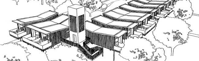 Auszeichnung für wandelbares Seniorenheim – Dozent der FH Dortmund erfolgreich beim World Architecture Festival