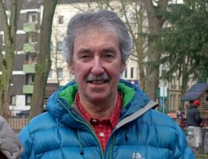 Franz-Josef Ingenmey engagiert sich im Freundeskreis Hoeschpark und ist Mitglied im Seniorenbeirat für die Nordstadt.