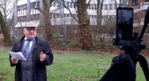 Bürgermeister Norbert Schilff