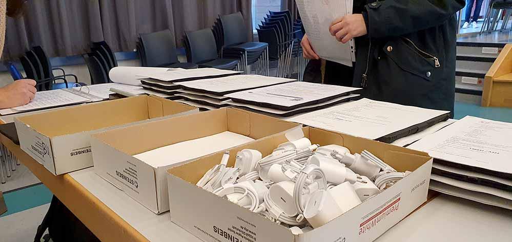 Der organisatorische und bürokratische Aufwand ist groß. Foto: HGDO