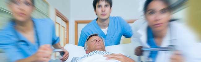 Kreislauferkrankungen in Dortmund weiterhin häufigste Ursache bei Krankenhauseinweisungen