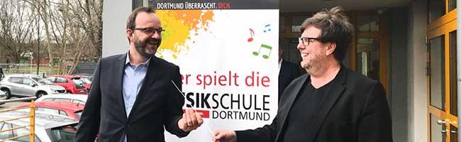 Stefan Prophet ist neuer Direktor der Musikschule Dortmund: Sie wird nicht mehr so sein, wie sie vor zwei Jahren war
