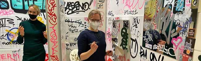 """""""I was here"""": Street- und Urban-Art halten Einzug im Dortmunder U – Ausstellung zu Diversität und Geschichte"""