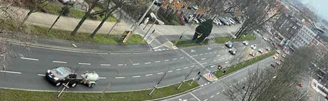 Corona macht sich in Verkehrsstatistik für Dortmund positiv bemerkbar – Polizei geht massiv gegen Raserszene vor