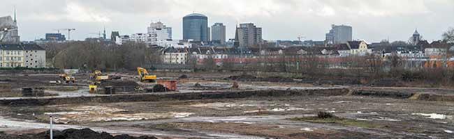 Neues Wohn- und Geschäftsquartier für die Nordstadt auf dem thyssenkrupp-Gelände an der Stahlwerkstraße geplant