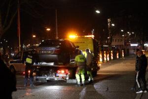 14 Fahrzeuge wurden von der Polizei sichergestellt. Foto: Karsten Wickern