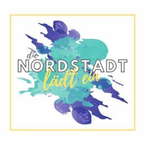 """Logo """"Die Nordstadt lädt ein"""""""