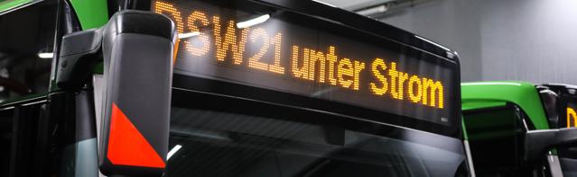 13,6 Millionen Euro Förderung für 30 neue Fahrzeuge – DSW21 steigt auch bei Bussen in die Elektromobilität ein