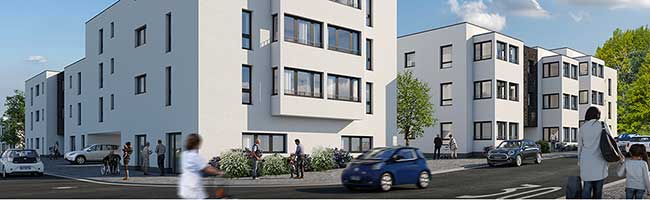 Komfort und Barrierefreiheit: Vorbereitungen für neues Wohnprojekt in Hombruch – im Herbst ist Baubeginn