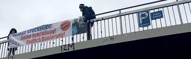 Nordstadt-Politiker*innen fordern fraktionsübergreifend den Weiterbetrieb des Freibads Stockheide auch in diesem Jahr