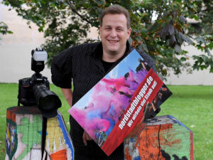 Alexander Völkel ist Gründer und ehrenamtlicher Redaktionsleiter von Nordstadtblogger.