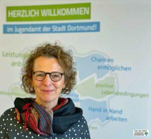Dr. Annette Frenzke-Kulbach ist Leiterin des Dortmunder Jugendamtes. Foto: Alex Völkel