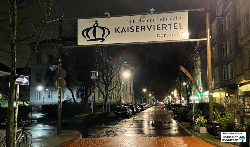 In der Nacht zu Mittwoch fand der Überfall im Kaiserstraßenviertel statt. Foto: Alex Völkel