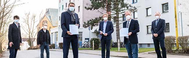23 Millionen Euro fließen in die Modernisierung und Sanierung der Wohnheime Baroper Straße und Vogelpothsweg