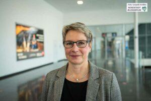 Ute Mais ist neue 3. Bürgermeisterin der Stadt Dortmund. Foto: Leopold Achilles