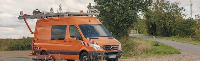 """Moderne Technik erfasst den Straßenzustand in Dortmund mit Laserscans – Tiefbauamt startet """"Eagle-Eye-Projekt"""""""