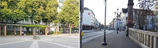 Umgestaltungswünsche für die Möllerbrücke und den Sonnenplatz? Briefkastenaktion der Stadt Dortmund