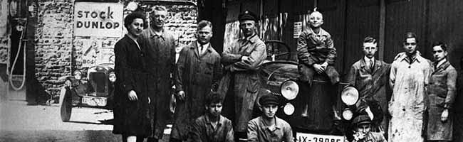 Erinnerung an Hertha Hoffmann – eine fast vergessene jüdische Pionierin der Automobilbranche in Dortmund